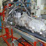Porsche Motor Revision 10
