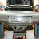 Porsche Motor Revision 12