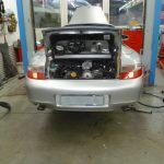 Porsche Motor Revision 13