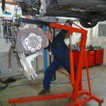 Porsche Motor Revision 16