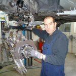 Porsche Motor Revision
