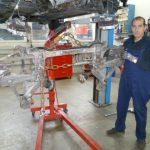 Porsche Motor Revision 19
