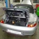 Porsche Motor Revision 21