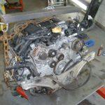 Porsche Motor Revision 30