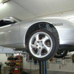 Porsche Motor Revision 35