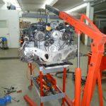 Porsche Motor Revision 7