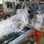 Porsche Motor Revision 8