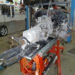 Porsche Motor Revision 9